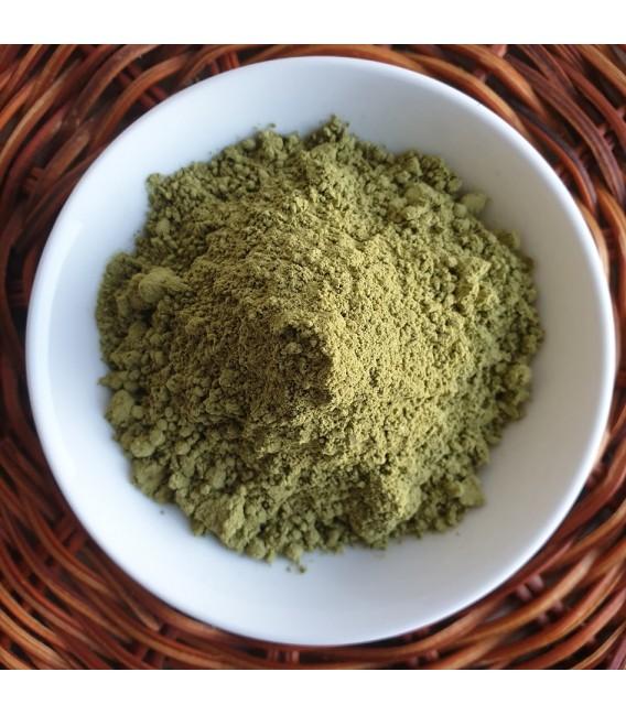 White Kapuas Hulu Nano-powdered