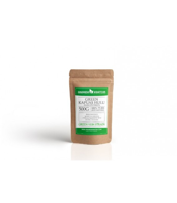 Green Kapuas Hulu Nano-powdered