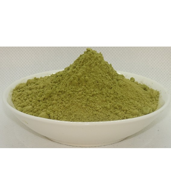Green Kapuas Hulu Nano-powdered